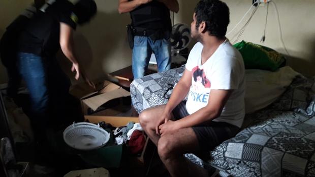 Dercc cumpre mandado em casa de estudante que fez ameaças a alunos da UFG