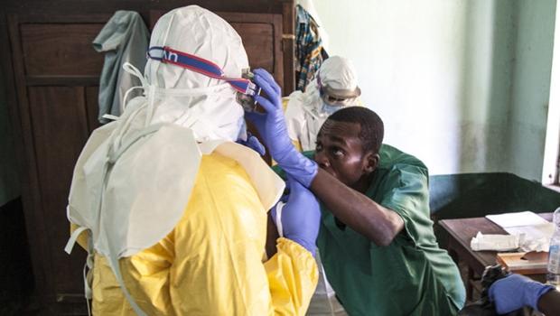Congo registra 865 mortes por Ebola