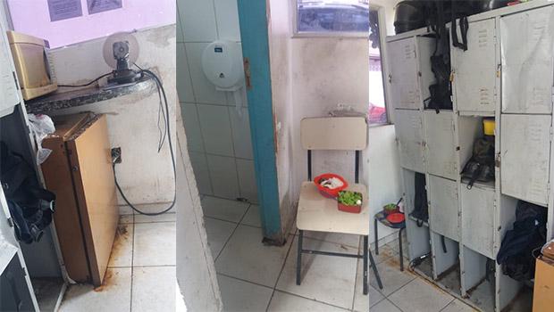 Funcionários denunciam situação precária no Hospital Materno Infantil