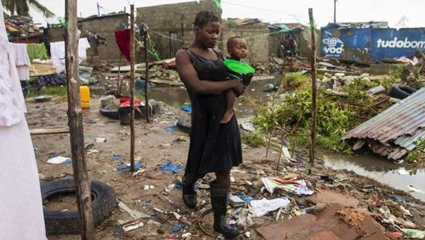 Novo ciclone pode atingir o norte de Moçambique hoje