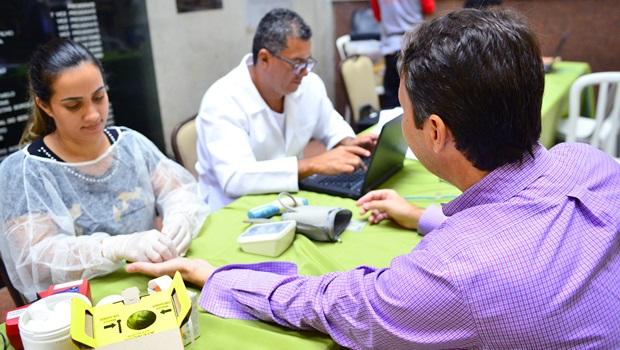 Fieg promove campanha de arrecadação de bolsas de sangue