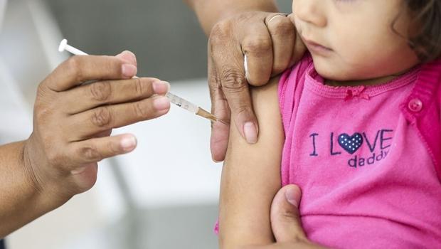 Goiás ainda não bateu meta de imunização de seu público-alvo