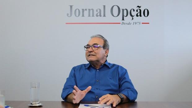 """""""Marconi Perillo é o candidato natural do PSDB ao Governo do Estado"""", diz Jânio Darrot"""