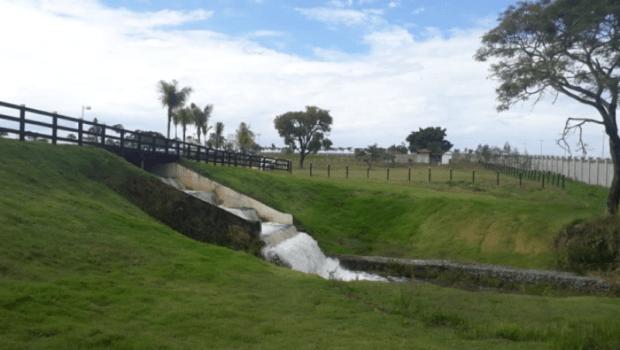 Barragem na região metropolitana é interditada