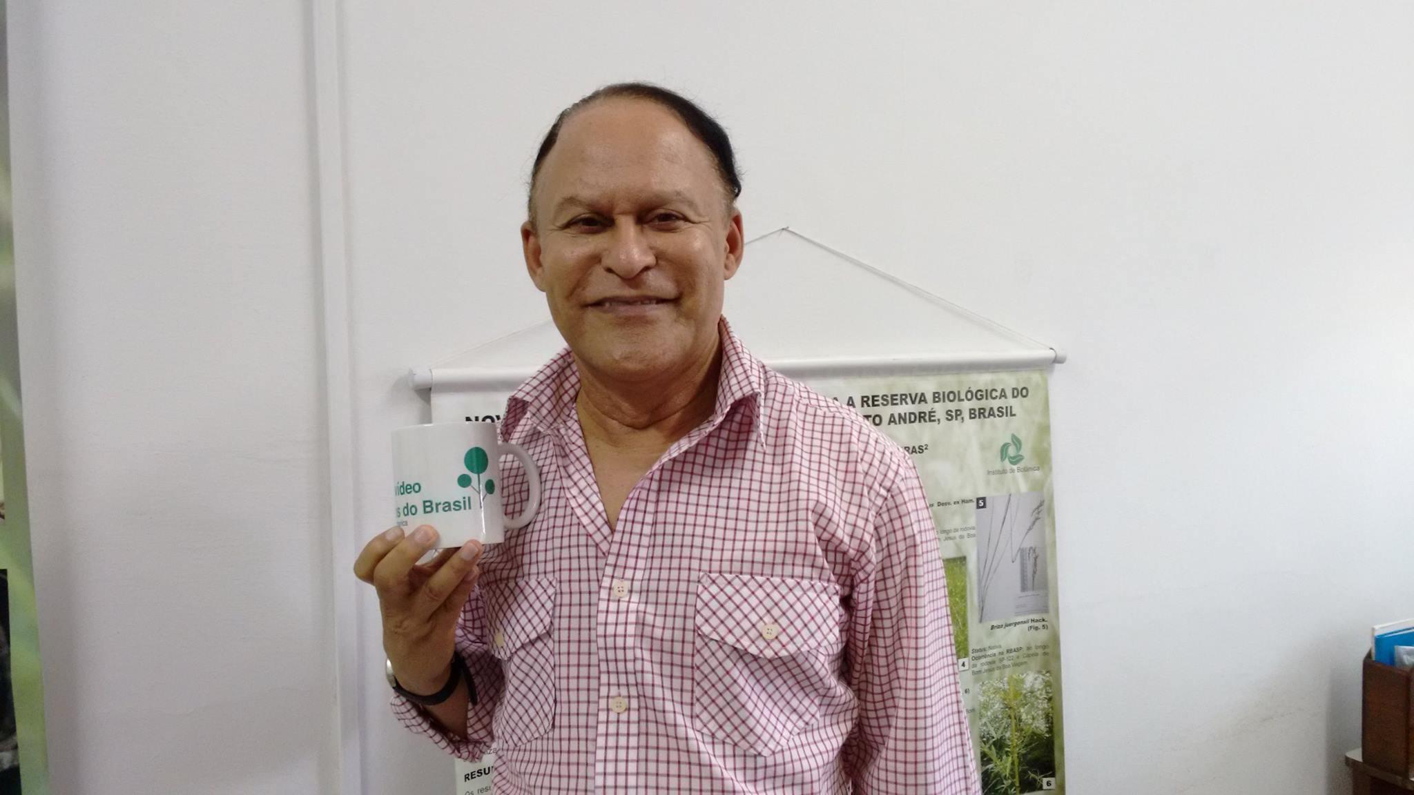 Morre Tarciso Filgueiras, referência da Botânica brasileira, aos 73 anos. Tinha câncer