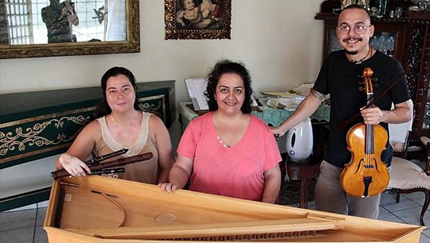 Grupo Uccelli transporta Goiás para a Europa medieval