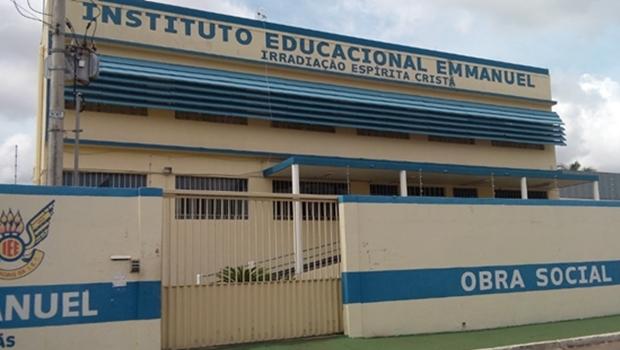 Boato sobre tiroteio em escola no Setor Sul causa pânico em pais