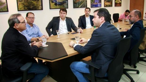 Jânio Darrot reúne membros da CDTC para debater melhorias para o transporte coletivo