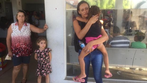 Cais de Campinas continua com problemas de urgência pediátrica