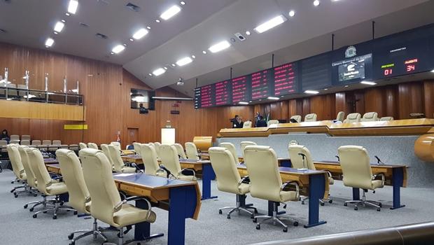 Câmara anuncia retorno de sessões presenciais na próxima semana