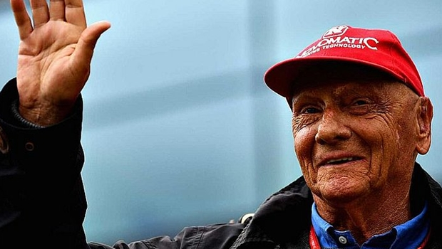 Personalidades do automobilismo lamentam a morte de Niki Lauda