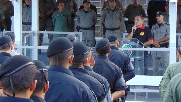 Presidente sanciona fim da prisão disciplinar para policiais e bombeiros militares