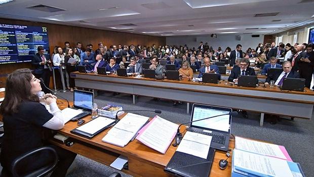 CCJ do Senado aprova três indicados para compor Conselho Nacional de Justiça