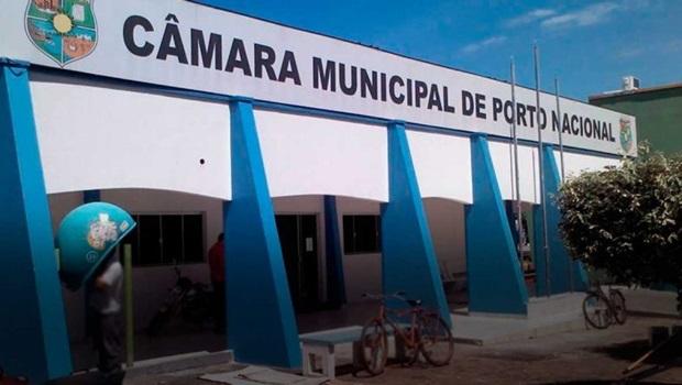 Justiça condena ex-presidentes da Câmara de Porto Nacional