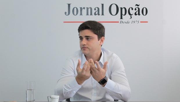 Diego Sorgatto é o prefeito eleito de Luziânia