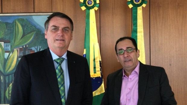 Kajuru diz que avisou a Bolsonaro que publicaria áudios sobre a conversa que tiveram