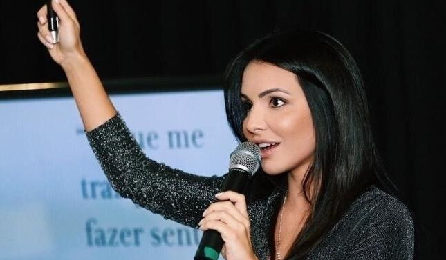 Polyana Jereissati está prestes a assumir o comando da TV anhanguera