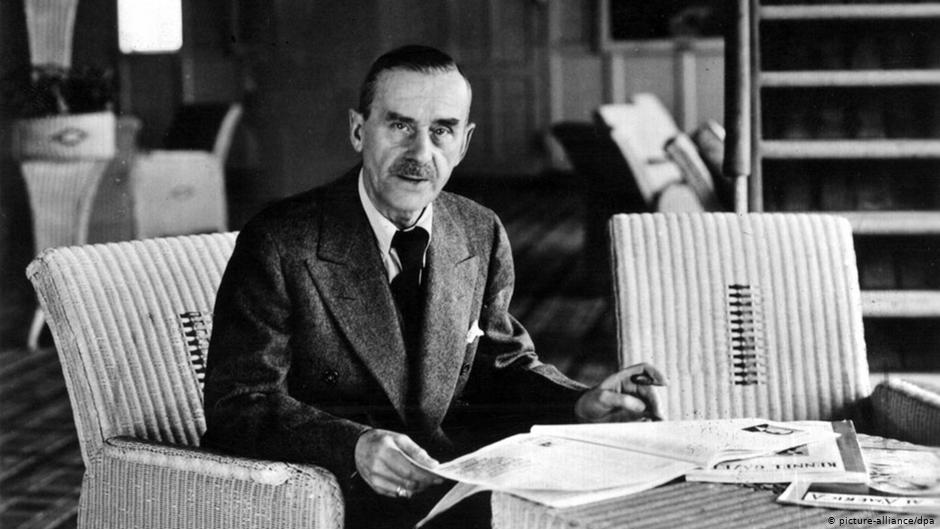 """""""Doutor Fausto"""", de Thomas Mann, é o mais alto grito literário antinazista"""