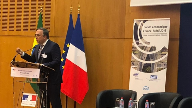Presidente da Fieg apresenta oportunidades de investimentos para Goiás em Paris
