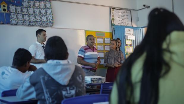 Prefeitura de Anápolis realiza primeira audiência pública com alunos da rede municipal de ensino