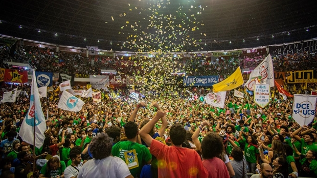 40 anos de refundação da UNE e a resiliência do Movimento Estudantil