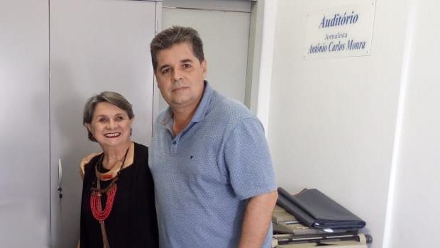 Claudio Curado Neto é aclamado novo presidente do Sindjor