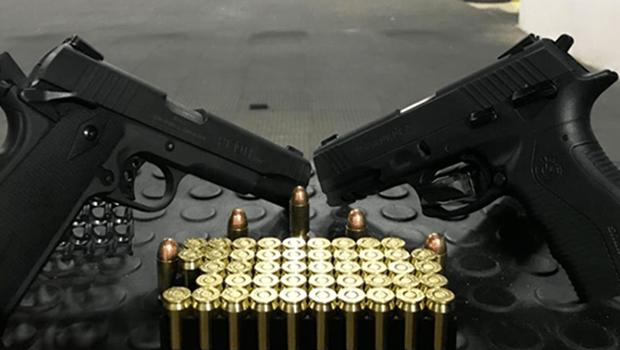 Justiça goiana determina substituição de 704 pistolas com defeito de fabricação da Taurus