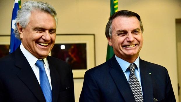 Em visitas a Brasília, Caiado assegura quase R$ 300 milhões para Goiás