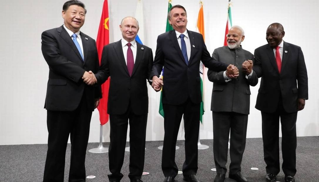 Eduardo Bolsonaro deveria ser embaixador na China e não nos Estados Unidos