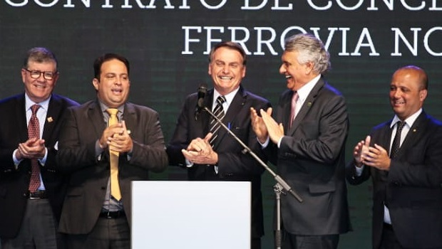 Objetivo de Caiado e Bolsonaro é modernizar o Estado para torná-lo mais útil à sociedade