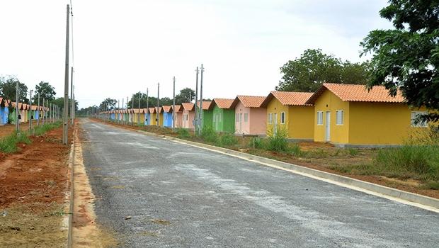 Governo amplia unidades habitacionais no primeiro semestre