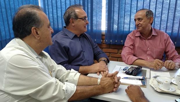 Anselmo Pereira anuncia que vai disputar a prefeitura de Goiânia
