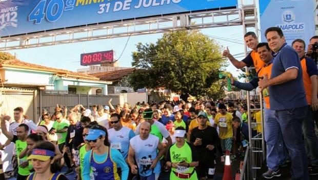 Minimaratona 31 de Julho tem mais de 4,6 mil participantes