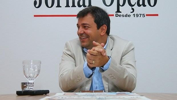 A Rebelião do Bem para tentar reeleger Vinicius Luz em Jataí. Schreiner é um dos apoiadores