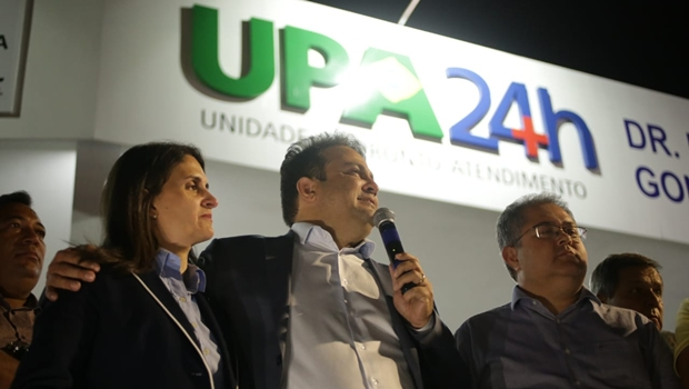 UPA com perfil pediátrico inaugurada em Anápolis é a terceira do País