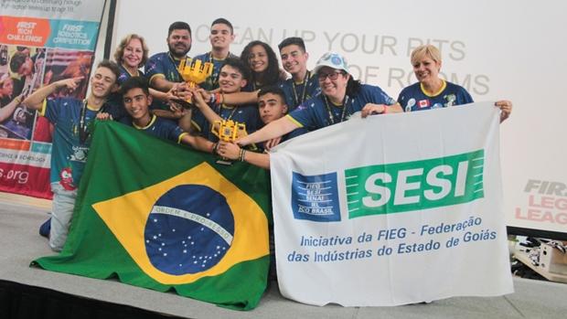 O chiclete de pimenta premiado pela Nasa: brilhantismo da ciência brasileira é entusiasmante