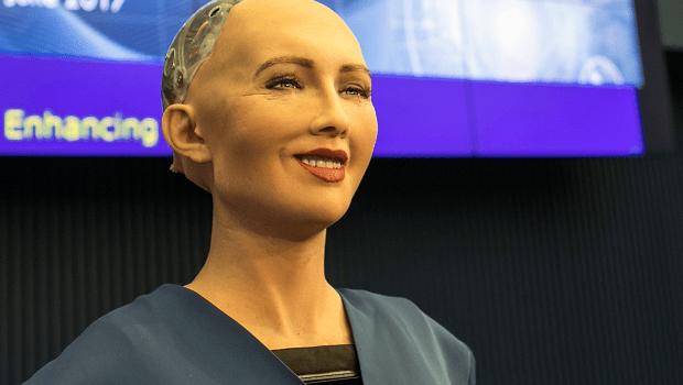 Sophia – Inteligência artificial