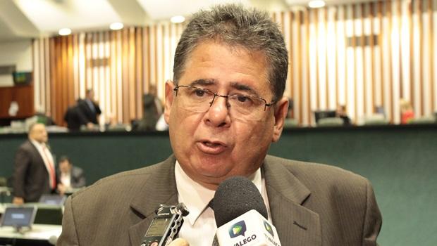 Cláudio Meirelles renuncia a cargo de primeiro-secretário na mesa diretora da Assembleia