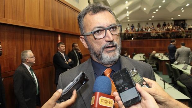 """""""Se der tempo nós vamos chamar"""", diz relator sobre possível convocação de Sandro Mabel em CPI"""
