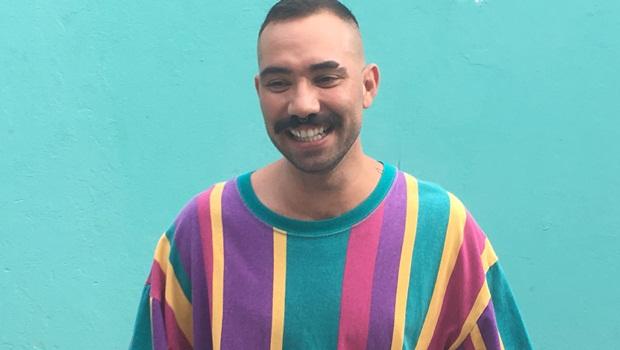 """""""Não é porque fui abusado que contraí HIV. Essa não foi minha tragédia"""", diz produtor Lucas Manga"""