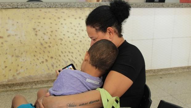 Um em cada três pacientes em Cais de Aparecida é de Goiânia