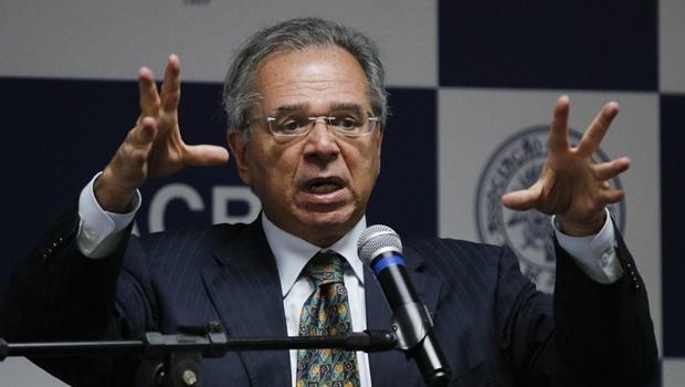Paulo Guedes ACRJ - Foto Tânia Rêgo Agência Brasil