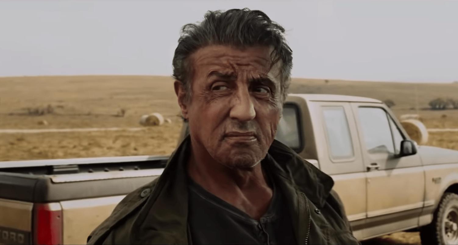 """""""Rambo V"""" chega aos cinemas com classificação indicativa para maiores"""