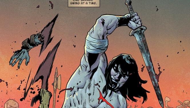 Retorno de Conan a Marvel traz, também, o espírito do personagem
