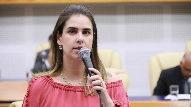 Vereadora cobra cumprimento de emendas impositivas pela Prefeitura de Goiânia