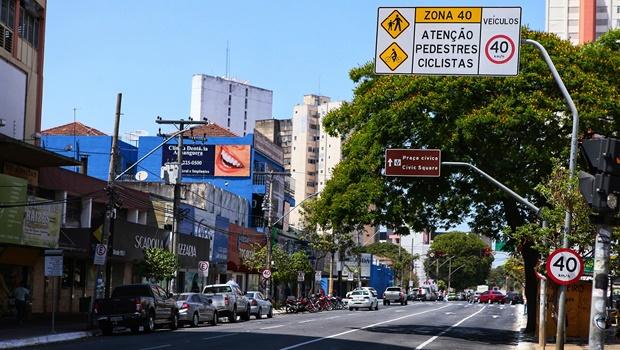 Wilder Morais defende criação de polo gastronômico no centro da capital