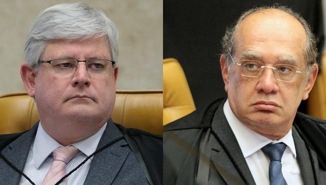 Rodrigo Janot planejou matar Gilmar Mendes na sede do Supremo