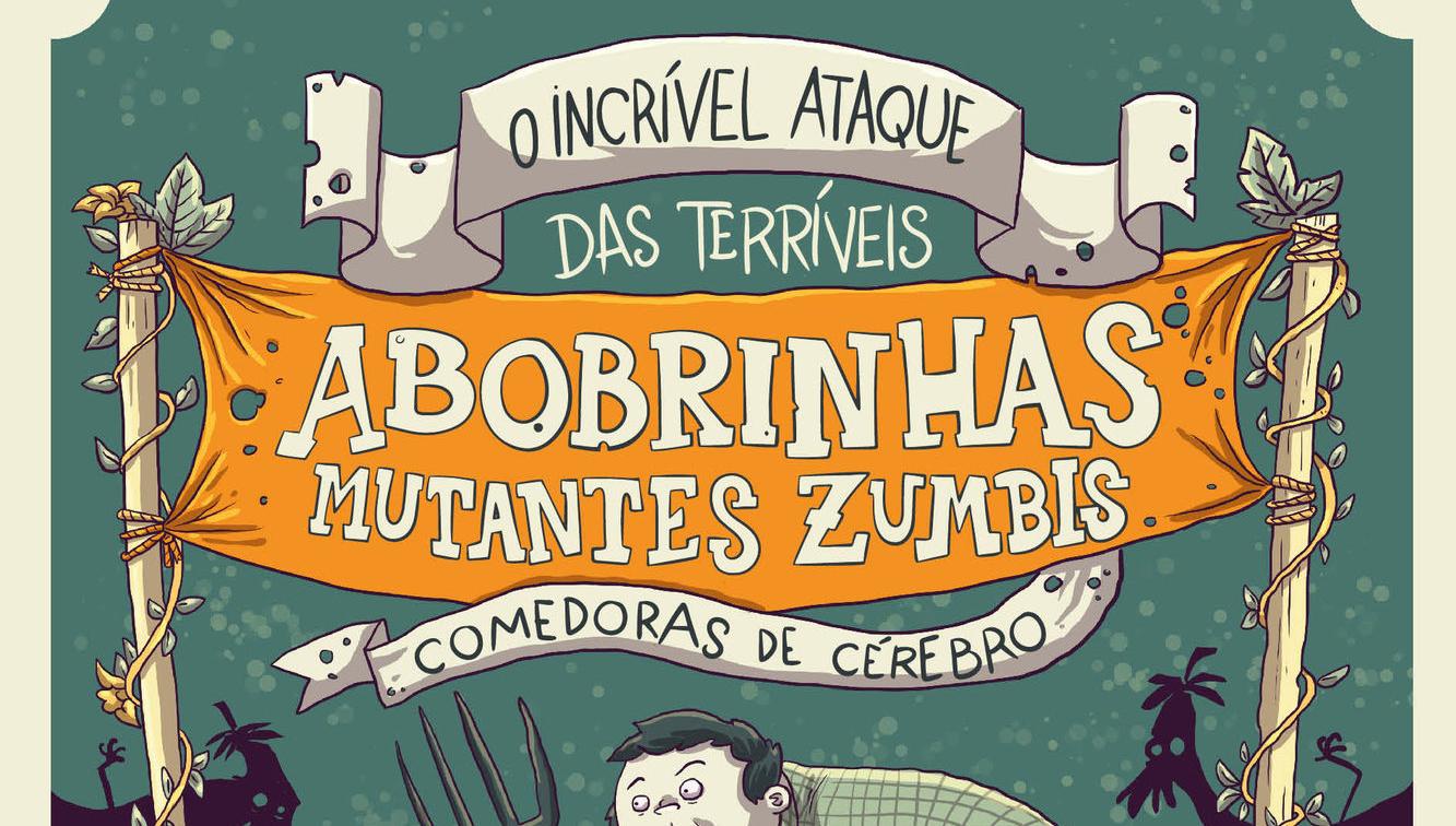 Terror, humor e mensagem ambiental em nova HQ de Tiago Holsi