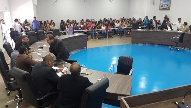 Vereadores de Aparecida debatem alterações no Plano Diretor e no uso e controle do solo