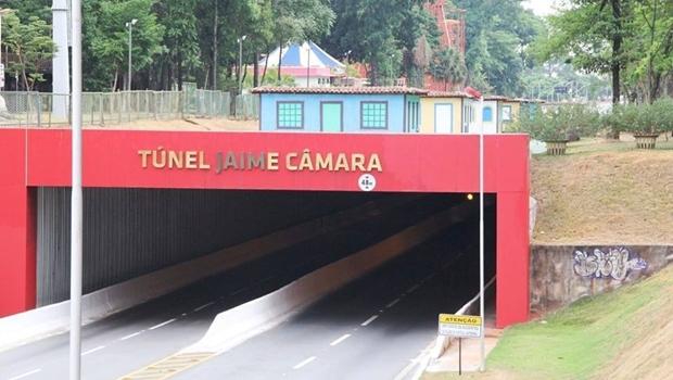 Túnel Mutirama passa por revitalização neste sábado, 14